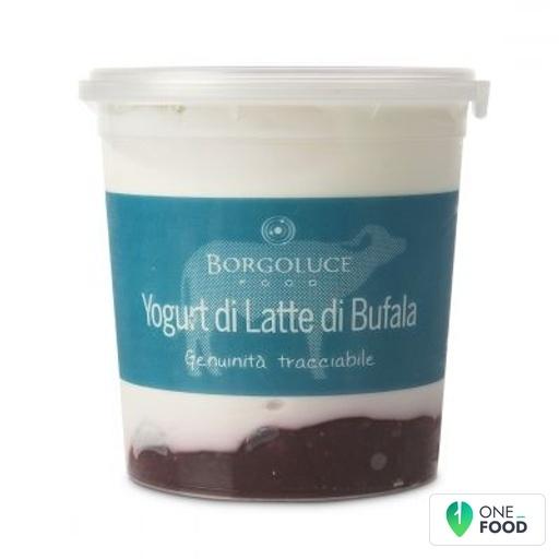 Yogurt Di Latte Di Bufala Alla Ciliegia